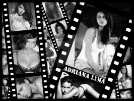 Adriana Lima Fan Page Banner by calva88
