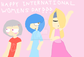 Happy International Women's Day! by IToastedAToaster
