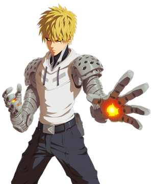 Genos Collab done by llSwaggerll