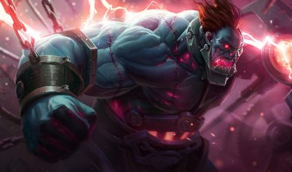 HexTech Sion Splash *news edit by IzzyMedrano