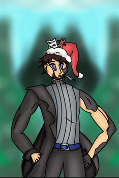 AoH Secret Santa - for Onion Man by sweetsweetsunshines