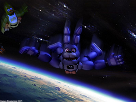 OMG I'M IN SPACE!! by GamesProduction