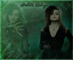 Bellatrix Lestrange by ChaosOfNature