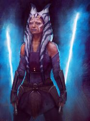 The Real Ahsoka Tano by tDub248