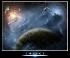 Emerge by BriannaTWedge