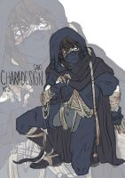 Charadesign #3 by Savonnette