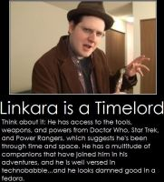 Linkara Is A Timelord by Jyger85