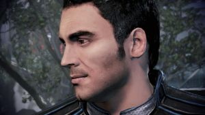 Kaidan Alenko - Mass Effect 3 by loraine95