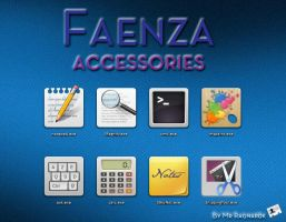 Faenza Accessories by Mr-Ragnarok