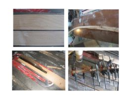 Curved handle tutorial by fixinman