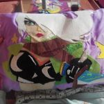 Katarina Pillow by me by LuffySwan