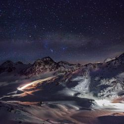 Val senales by night by Matylly