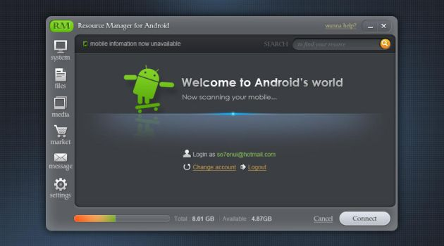Resource Manager for Android1 by DoudouAiYuyu