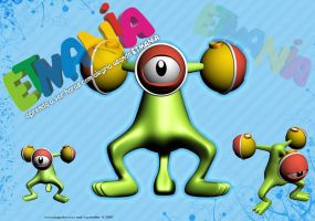 ET Mania by marlus