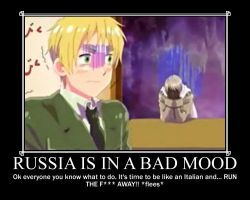Russia's upset Motivational by Infinity1028