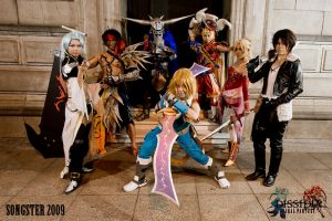 Dissidia Nocturnal by songster69