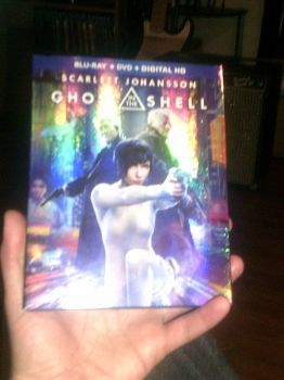 Ghost in the Shell Movie 2017 by ANIME1978