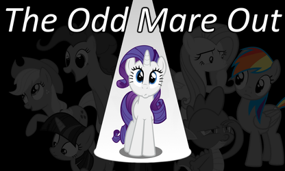 The Odd Mare Out cover image by BlackWidower