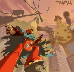 FLCL by ZEBES