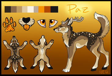 Paz Reference [Not Made By Me!] by HybridCreations