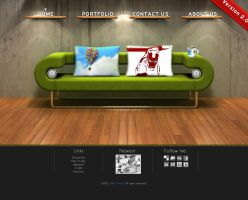 Webdesign Sofa theme by Nes-Production