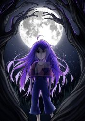 Daughter of the Moon by chocogingerfingers
