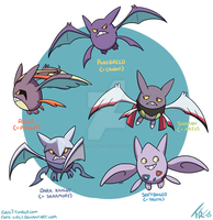 Pokemon: Crobat Variations