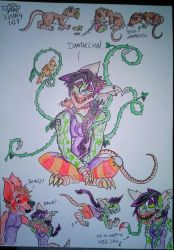 undemic ratso's  by WereWolf39