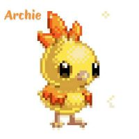 Torchic  by GoAraX25X
