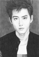 Suho by Audrey829SJ