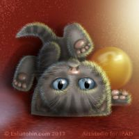 Little Kitten 2 by shatos