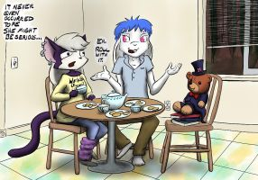 TeaTime by ObscureStar