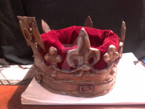 Cardboard Crown by FaDemian