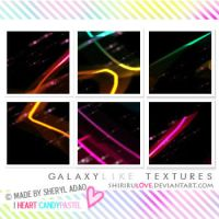Icon Textures: Galaxy Like by shirirul0ve