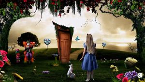 Alice in wonderland by IgnisSouls