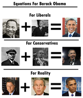 The Obama Equations by Party9999999