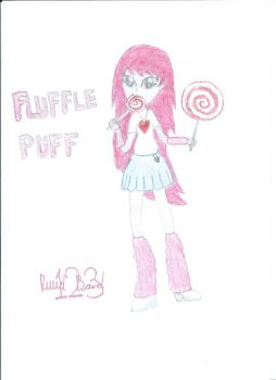 Fluffle Puff by ruud123band