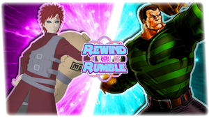 RR|Gaara vs. 616 Sandman by Vex2001