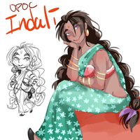 OPOC: Indali by Sogequeen2550