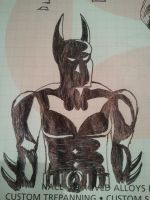 Batman... Beyond by WolfTron