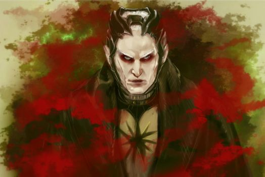 Malekith by Oriental-Lady