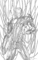 Ultron Exclusive Print for Tidewater Comicon by sorah-suhng