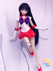 Sailor Mars - 29 by djvanisher
