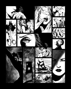 Casefile: Arkham - Her Blood Runs Cold, Ch4pg6 by PatrickMcEvoy