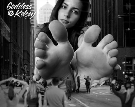 Give In To The Power Of Her Soles by Nikemd