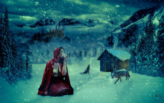 The froste Little Red Riding Hood by Alobyss