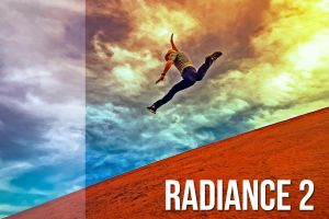 Radiance 2 - PS Action by linspace