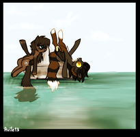 shipping by Avile13