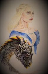 Comic Game of Thrones by ArtsofDeanna