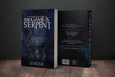 The Game of the Serpent Cover by xxvrilx